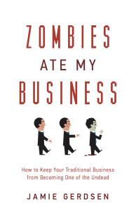 Jamie Gerdsen Zombie Book Cover